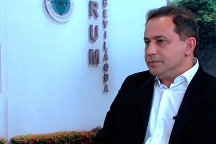 Cézar Belmino é juiz corregedor de presídios de Fortaleza (Foto: TJCE / Divulgação)
