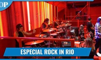 Conheça a banda que reúne desconhecidos para tocar no Rock In Rio