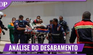 Causas e consequências do desabamento do Edifício Andréa em Fortaleza