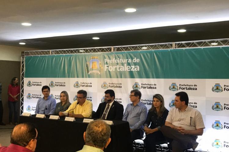 Prefeitura anuncia requalificação da infraestrutura de mobilidade da Praça do Jacarey.