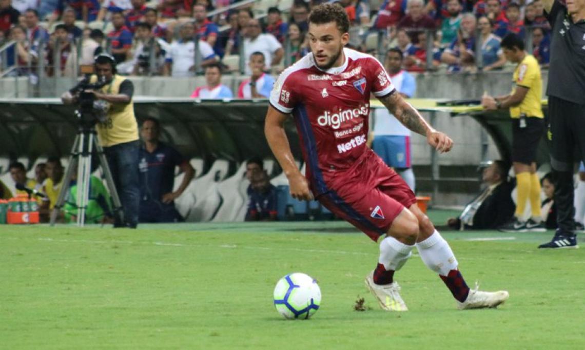 André Luís saiu ainda no 1° tempo do jogo contra o Flamengo.
