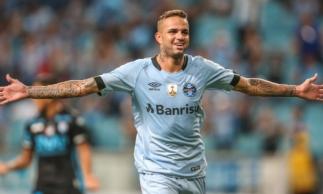Luan é peça importante para o Grêmio.
