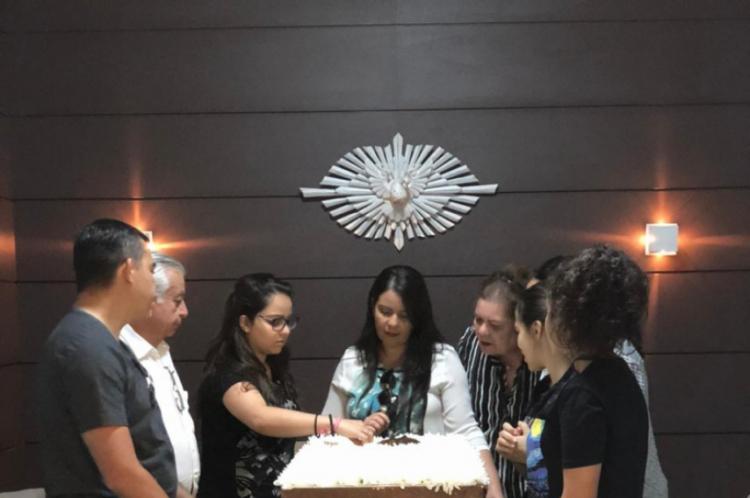 O velório e cremação de Lucky foram doados pela empresária Raissa Vasconcelos