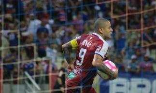 Wellington Paulista chega a marca de 10 gols na Série A em partida diante do Grêmio