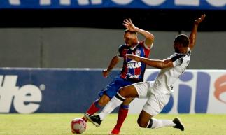 Bahia e Ceará se enfrentaram pela 27ª rodada da Série A