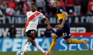 O atual campeão segue agora para sua sétima final na Copa Libertadores.