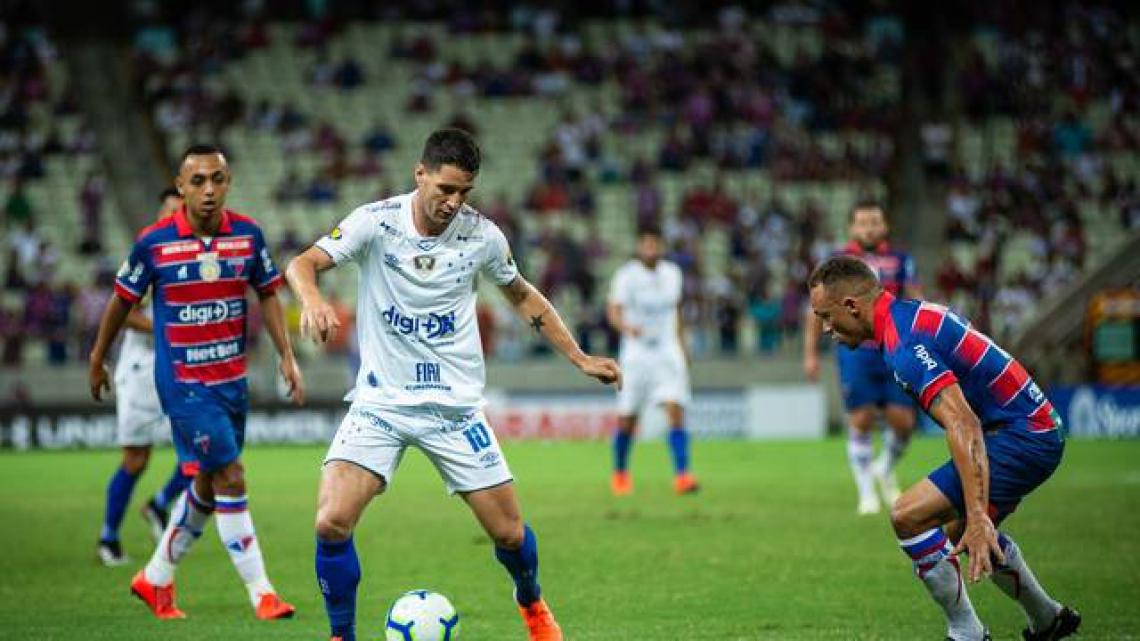 Último jogo entre Leão e Raposa foi no Castelão, com vitória tricolor