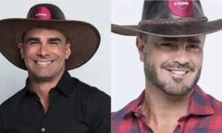 Jorge Sousa e Rodrigo Phavanello estão na quinta roça de A Fazenda 11. Vote na enquete do O POVO Online e escolha quem você quer salvar da eliminação.