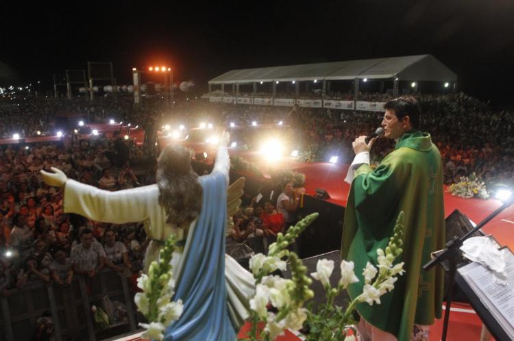 Evangelizar era realizado na Praia de Iracema, até o ano passado
