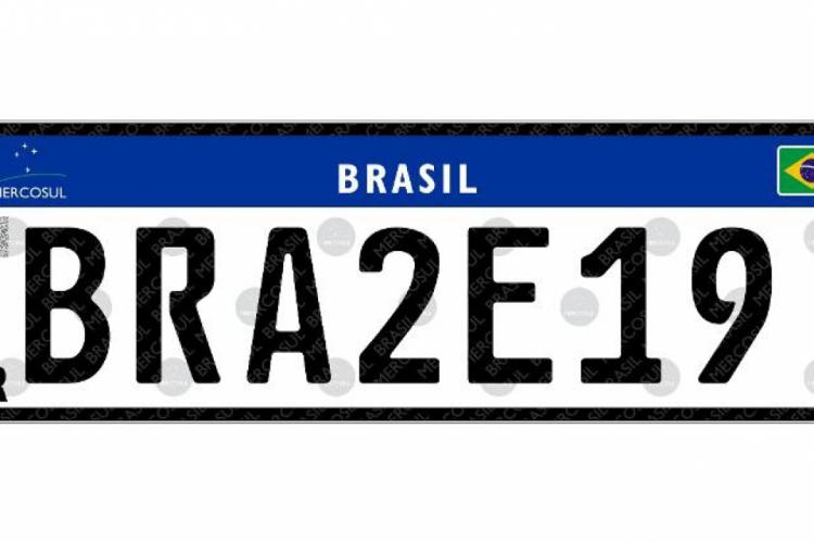O sistema da placa Mercosul já está em vigor no Uruguai e na Argentina, e em breve será implantado no Paraguai e na Venezuela