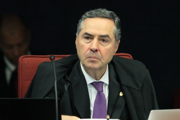 Luís Roberto Barroso, ministro do STF (Foto: Carlos Moura/STF)