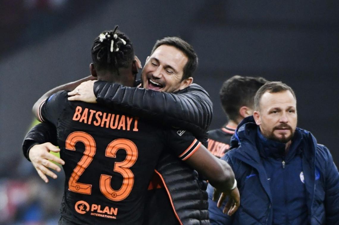 Batshuayi marcou seu primeiro na Liga dos Campeões