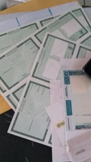 Gaeco combate falsificação de documentos públicos e particulares