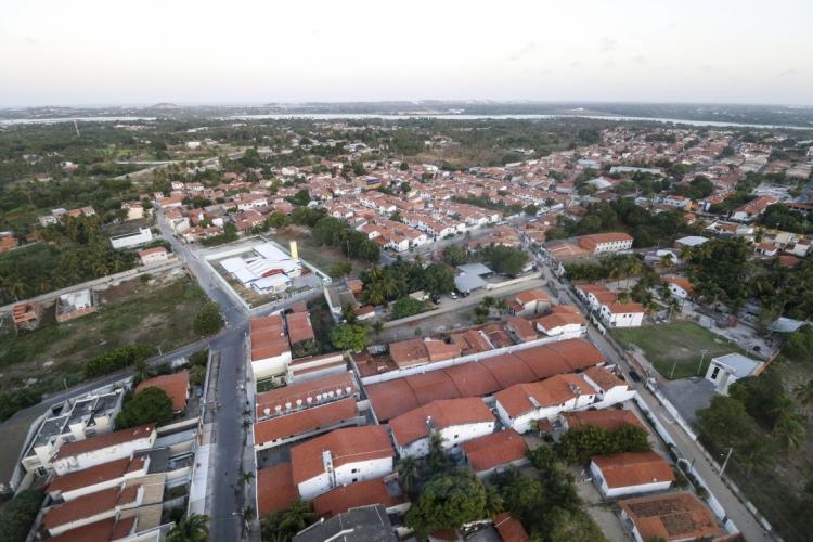 Investigações envolvem a Prefeitura de Eusébio (Foto: ALEX GOMES/Especial para O POVO)
