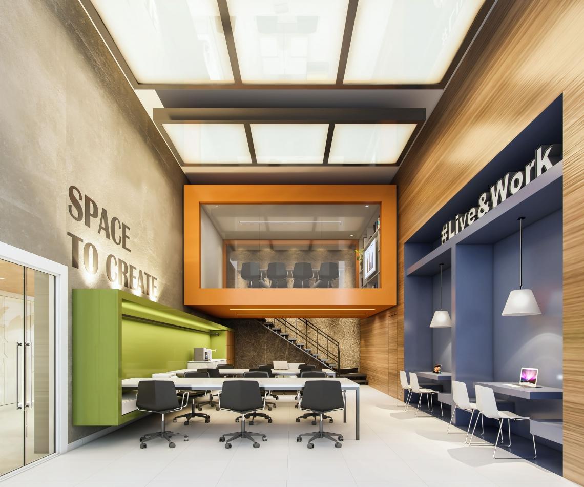 J.Smart José Vilar é o segundo empreendimento de apartamentos inteligentes da linha J.Smart (Divulgação)
