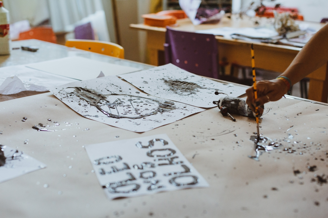 Ateliê Urgente, no Porto Iracema das Artes