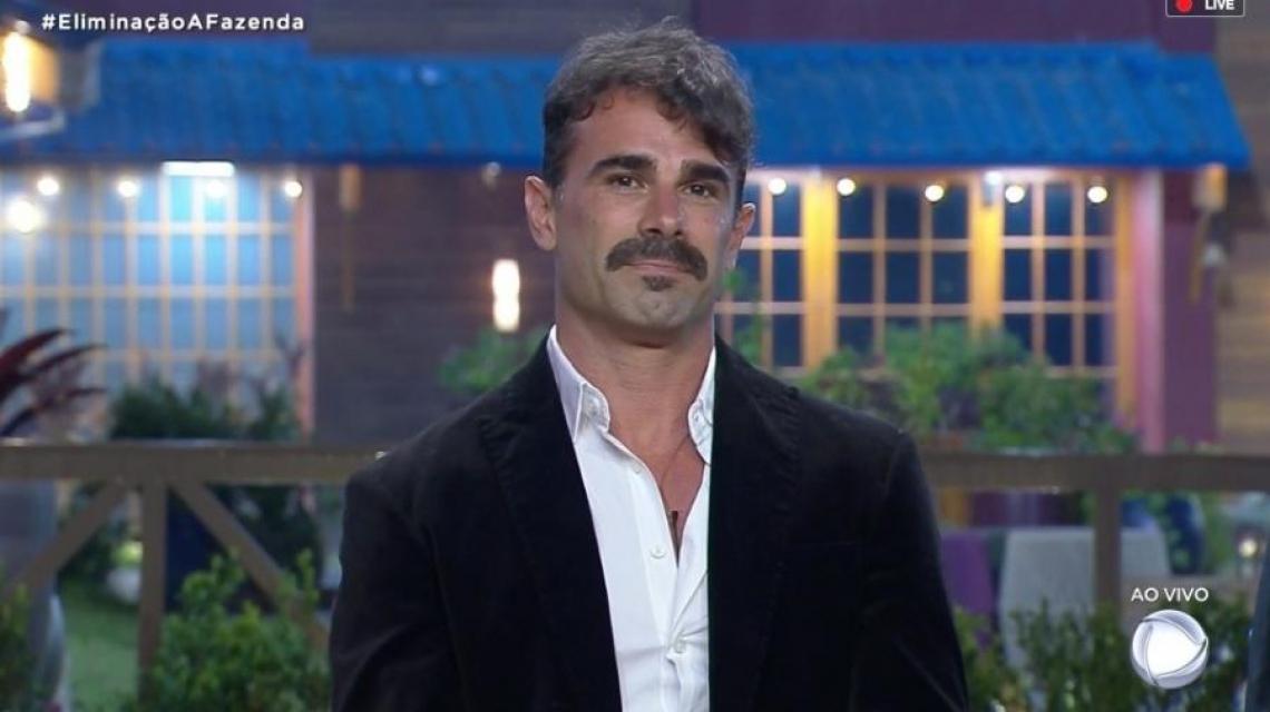 Jorge Sousa é o quinto eliminado de A Fazenda 11.