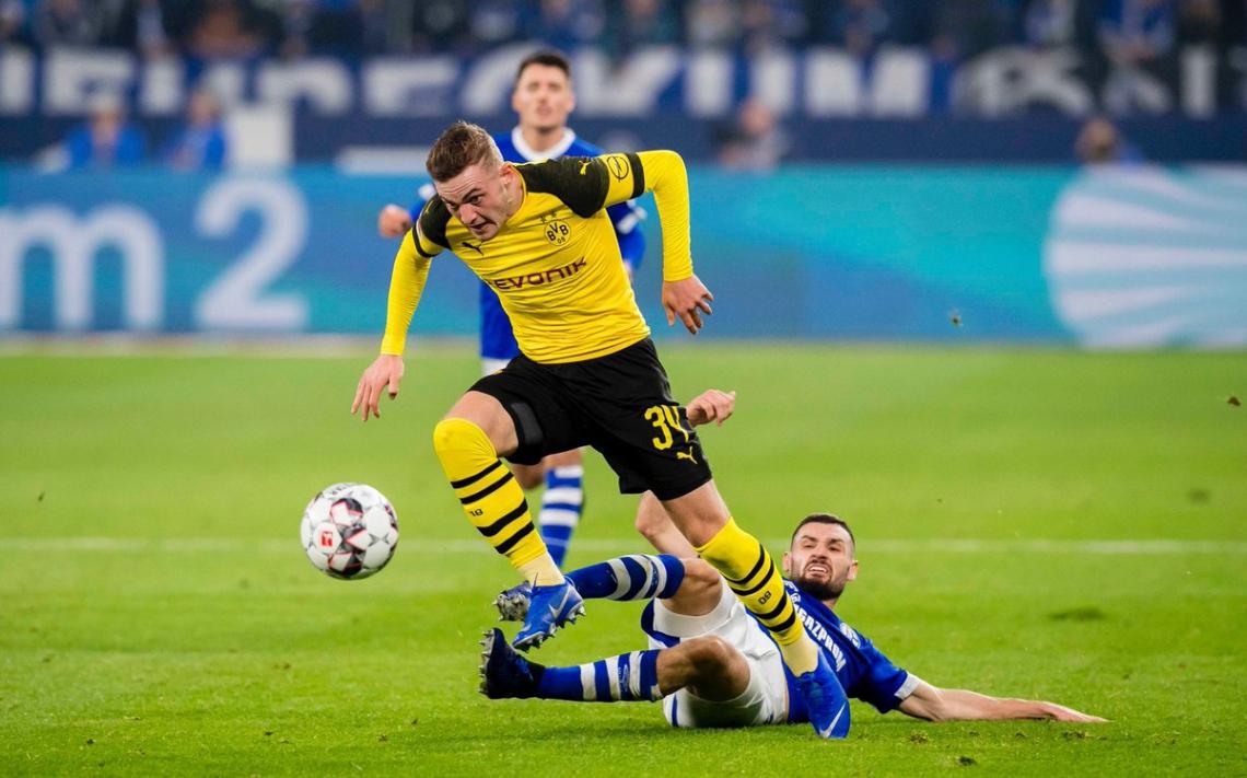 Última partida acabou com vitória do Schalke por 4 a 2