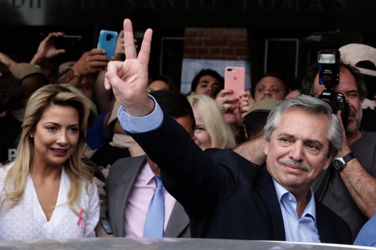 Alberto Fernández derrotou o atual presidente