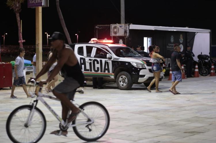 PM nega uso de balas de borracha, mas população relata ter ouvido os disparos