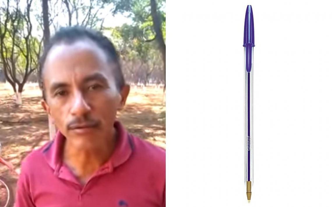 Música contando a história do homem que perdeu a sua caneta viraliza