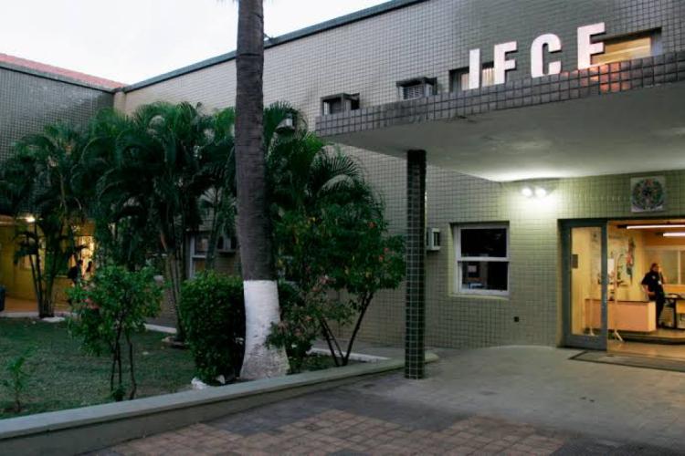 Campi do IFCE em Fortaleza  (Foto: Divulgação)