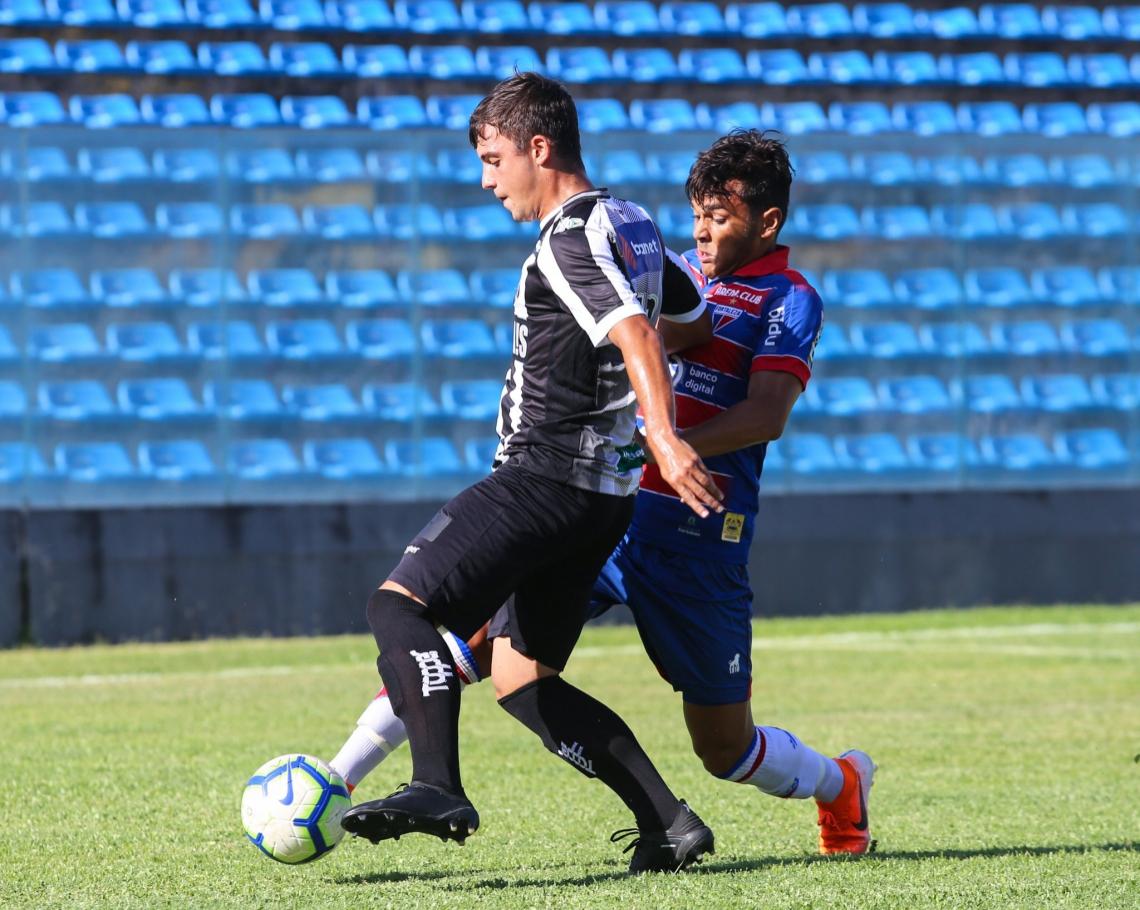 Partida foi válida pela segunda rodada da Copa do Nordeste sub-20