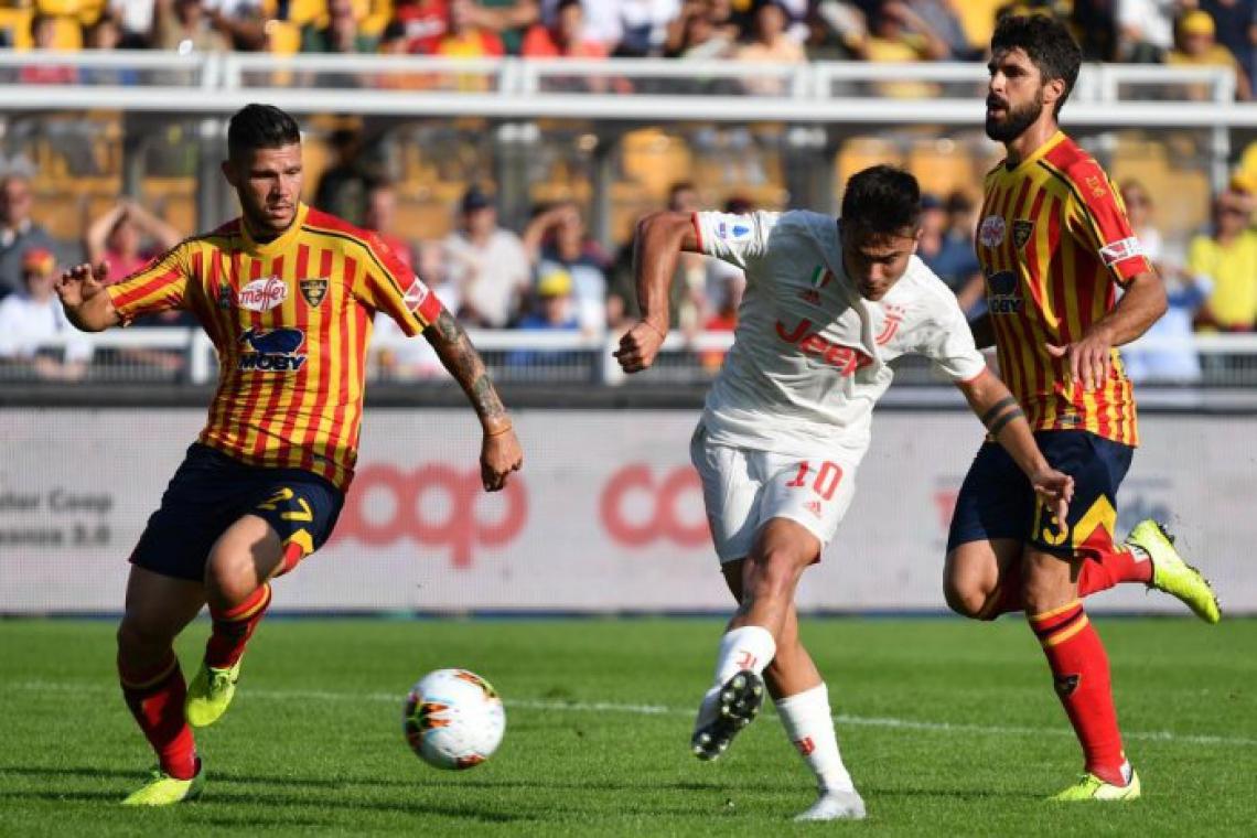 Dybala marcou o gol da Velha Senhora