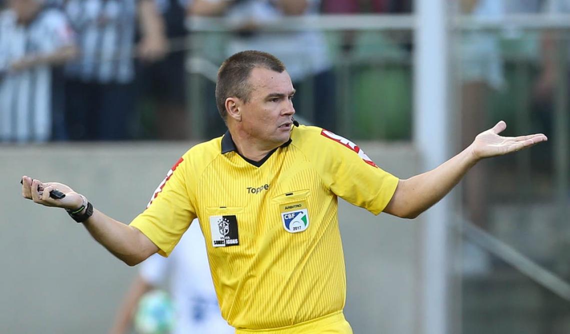 Leandro Vuaden trabalhou em dois jogos do Ceará na Série A