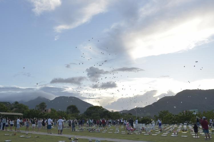 No Cemitério Memorial da Paz são esperados mil pessoas