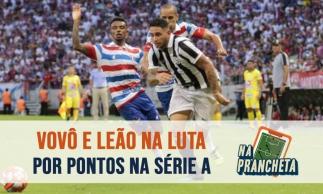 Ceará e Fortaleza: A corrida por pontos na reta final do brasileirão | NA PRANCHETA #74