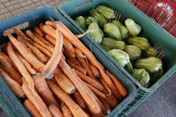 Alimentos têm alta e baixa nos preços,  na Ceasa Cariri  (Foto: MAURI MELO/O POVO)