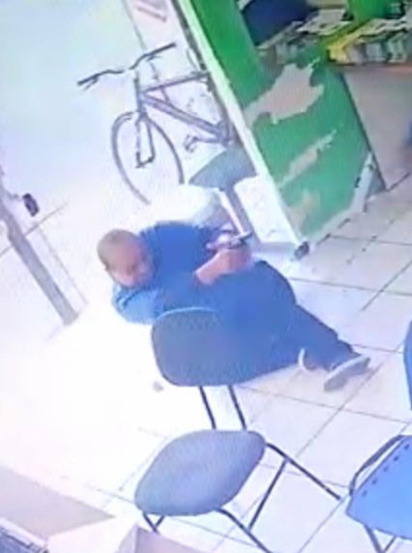 Iago foi preso ao buscar atendimento no hospital Frotinha da Parangaba
