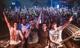 A banda Sulamericana será atração na noite