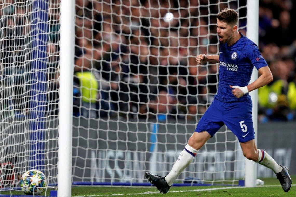 Jorginho é o cobrador de pênaltis do Chelsea