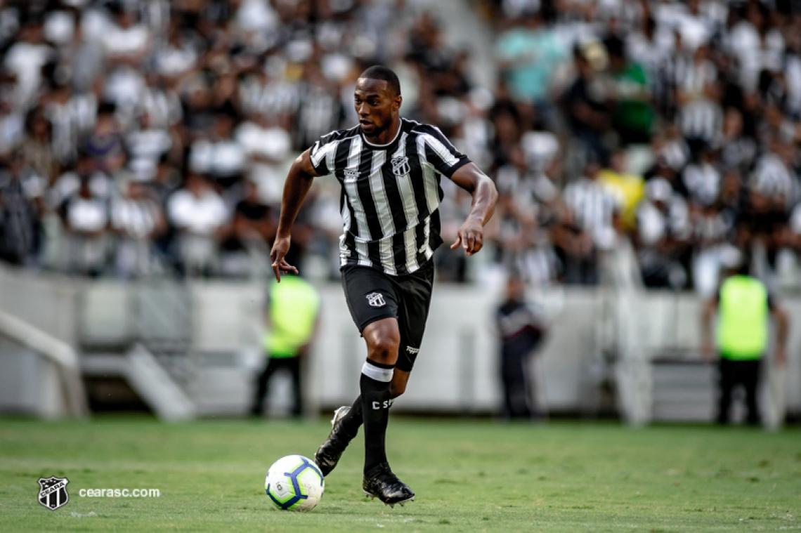 Crônica esportiva apontou Luiz Otávio como o craque do ano no futebol cearense