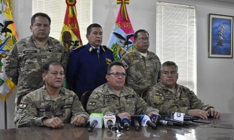 O comandante das Forças Armadas da Bolívia, Williams Kaliman, pediu ao presidente Evo Morales que renuncie ao cargo para que se recupere a paz no país