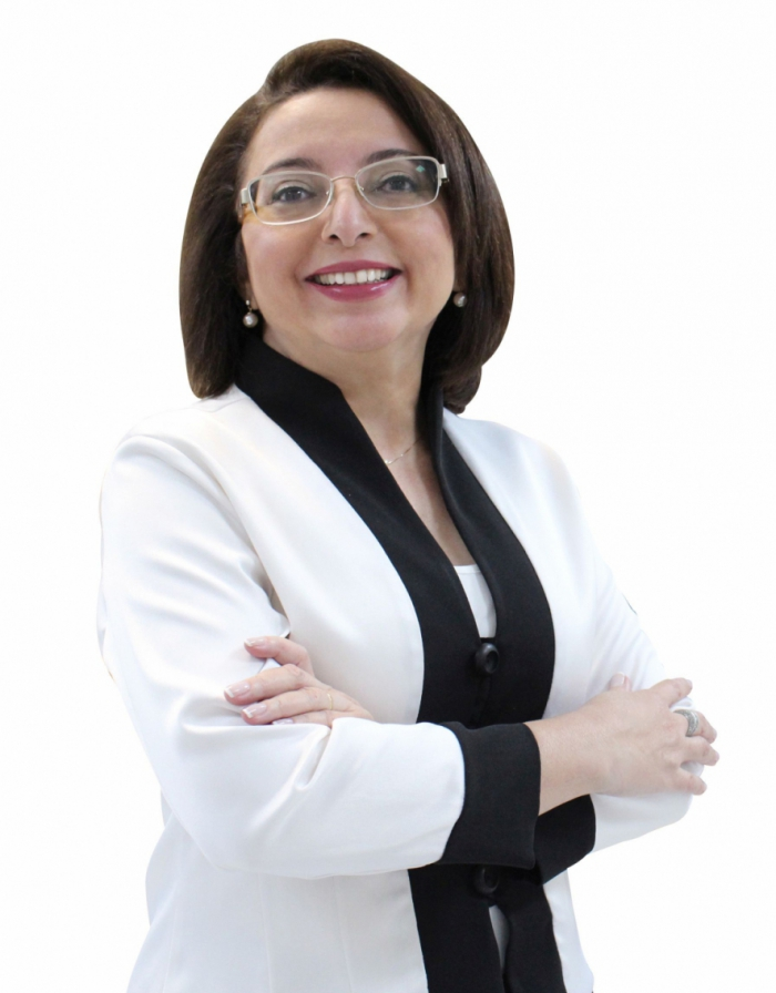 Socorro Cândido Contadora especializada em Terceiro Setor e mestre em Administração e Controladoria pela Universidade Federal do Ceará  (Foto: Divulgação)