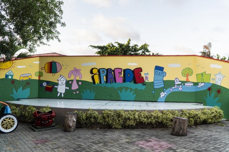 Instituto da Primeira Infância (Iprede) reuniu no período de 30 dias 400 toneladas de doações