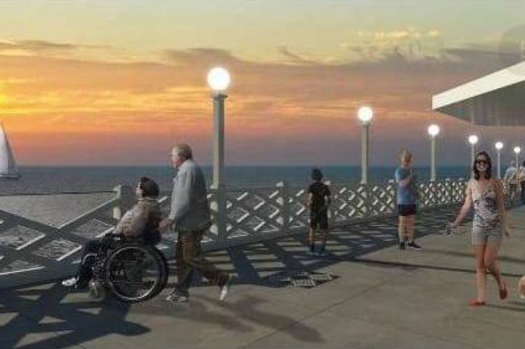 O projeto da nova Ponte dos Ingleses foi divulgado pelo secretário Arialdo Pinho no Instagram