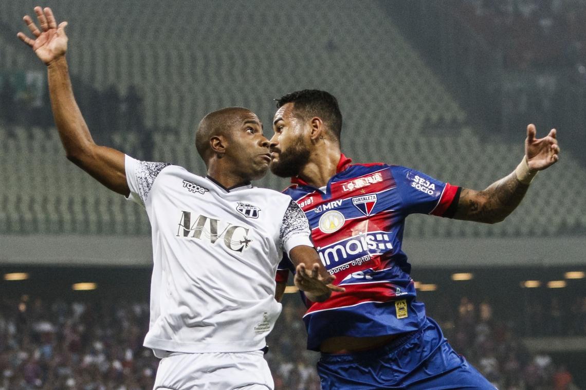 Fortaleza e Ceará se enfrentaram, pela última vez, no Estádio Castelão em partida válida pelo campeonato brasileiro da primeira divisão, dia 10 de novembro
