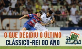 Os fatores que decidiram o 2° clássico-rei do brasileirão | NA PRANCHETA #75