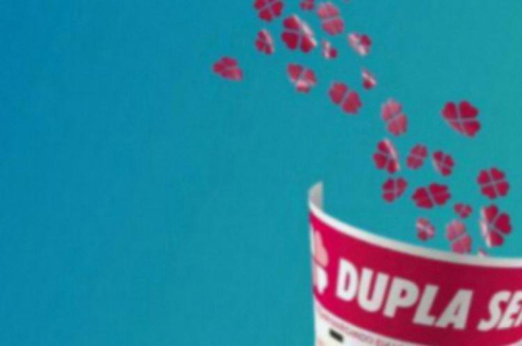 O sorteio da Dupla Sena Concurso 2011 será divulgado na noite de hoje, quinta, 14 de novembro (14/11)