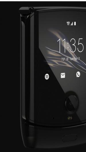 Motorola Razr: novo celular flip com tela flexível revive o icônico V3 Display d