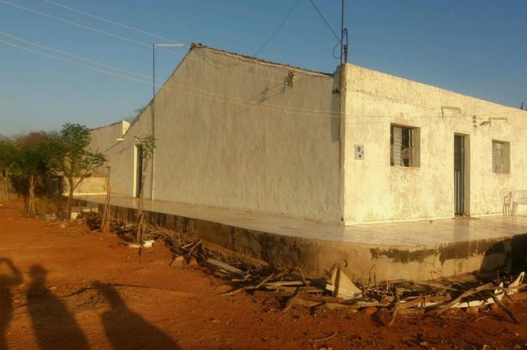 As prisões dos envolvidos com facções ocorreram na zona rural de Catarina, interior do Ceará