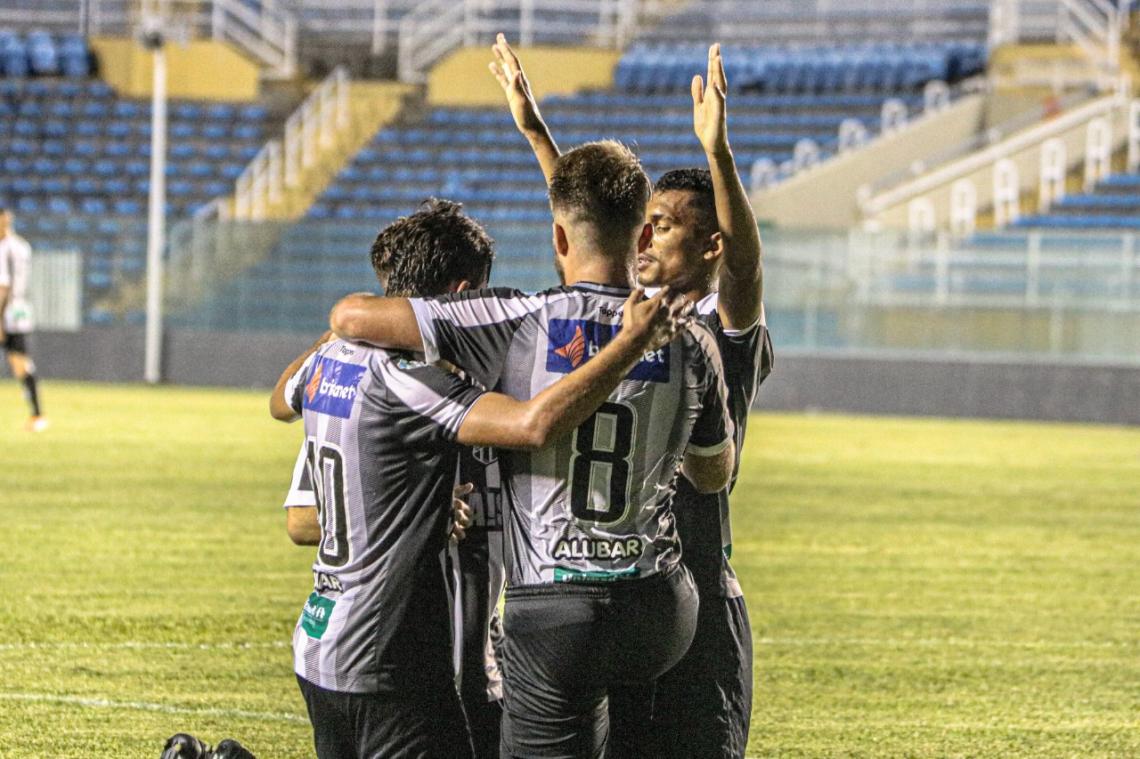 Ceará vence Fortaleza e se classifica para semifinal da Copa do Nordeste sub-20 - O POVO