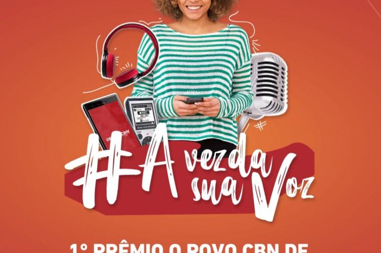 Campanha para o 1º prêmio O POVO CBN