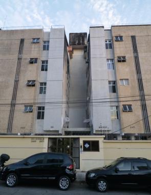 FORTALEZA-CE, BRASIL, 19-11-2019: Prédio Mirele situado na Rua Coronel Linhares 2455, Dionísio Torres, foi evacuado para realização de reforma estrutural.  (Foto:Júlio Caesar/O Povo)