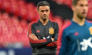 Luis Enrique assumiu a Espanha após a Copa do Mundo de 2018