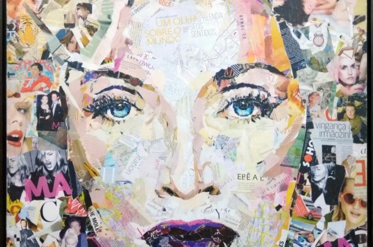 """""""Tributo à Madonna"""" é peça de Vando Figueiredo"""